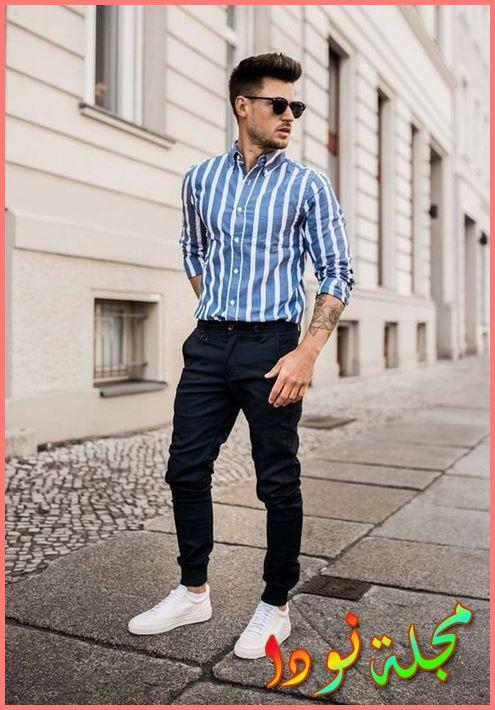 أحدث الملابس الرجالي الصيفي الكاجوال