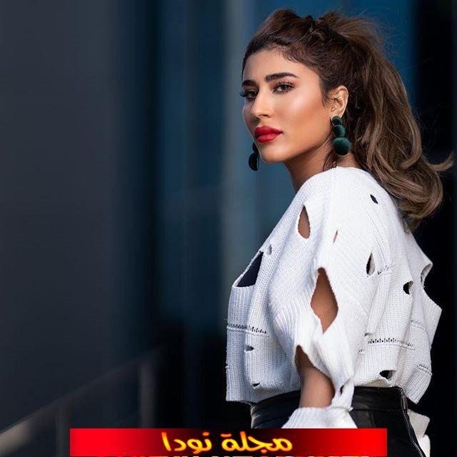 الفنانة الكويتية ليلى عبد الله