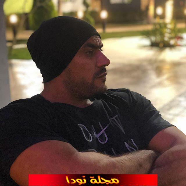 الفنان احمد العوضي عمره 34