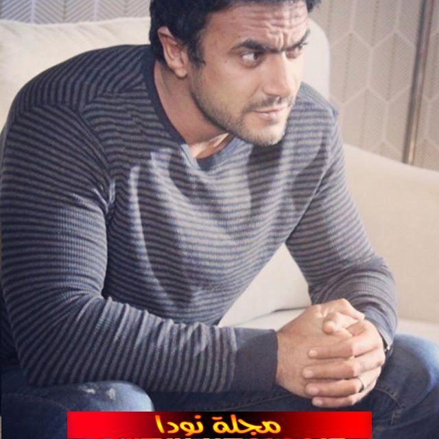 الفنان احمد العوضي