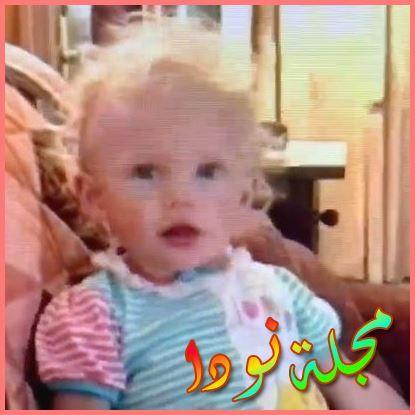 تايلور سويفت وهي طفلة