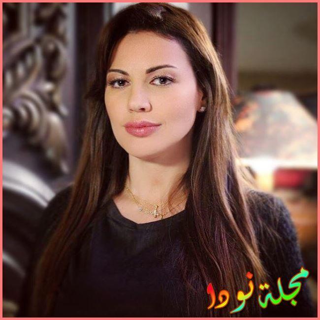 دارين حمزة زوجها