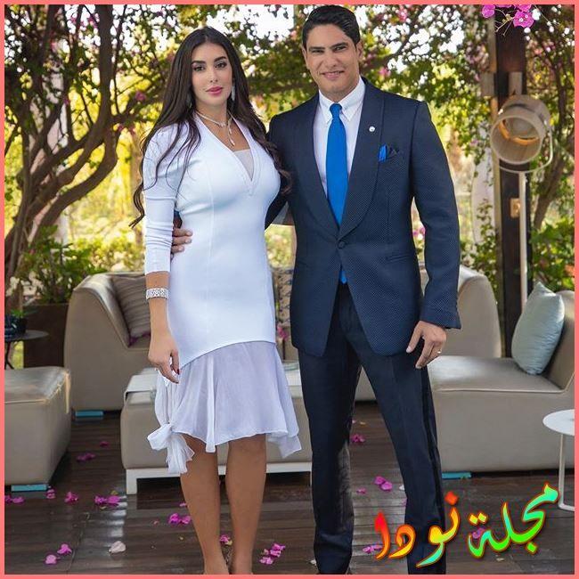زواج ابو هشيمة من ياسمين صبري