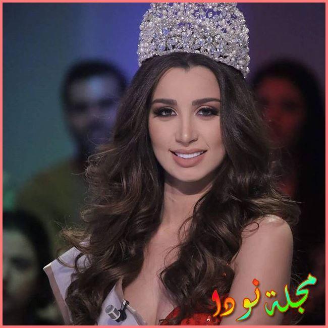 سارة التونسي هي ملكة جمال العرب لسنة 2017،