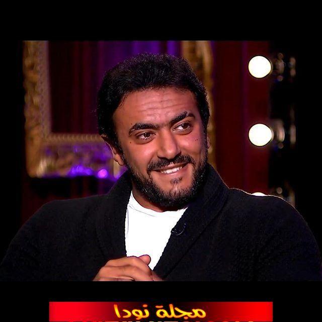 صورة الفنان احمد العوضي خطيبته