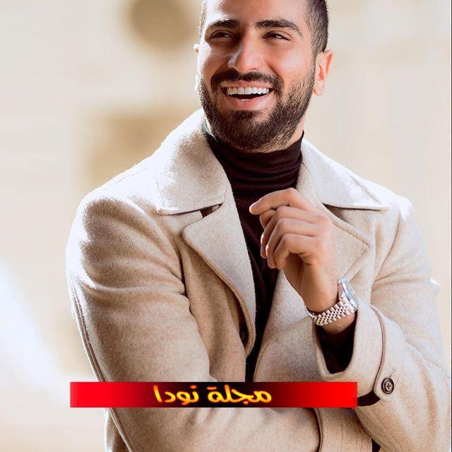 صورة جديدة لمحمد الشرنوبي