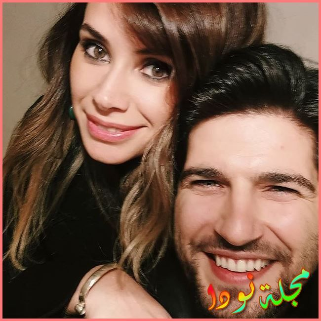 صورة جديدة لها مع حبيبها محمد