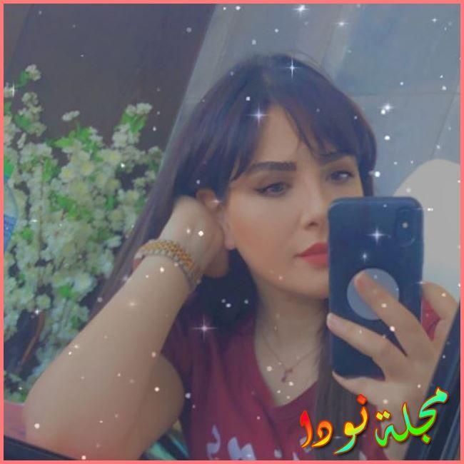 صورة سيلفي لهبة الدري