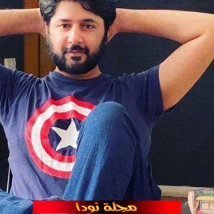 عمران أشرف عمره ديانته زوجته أعمال مسلسلات وأفلام
