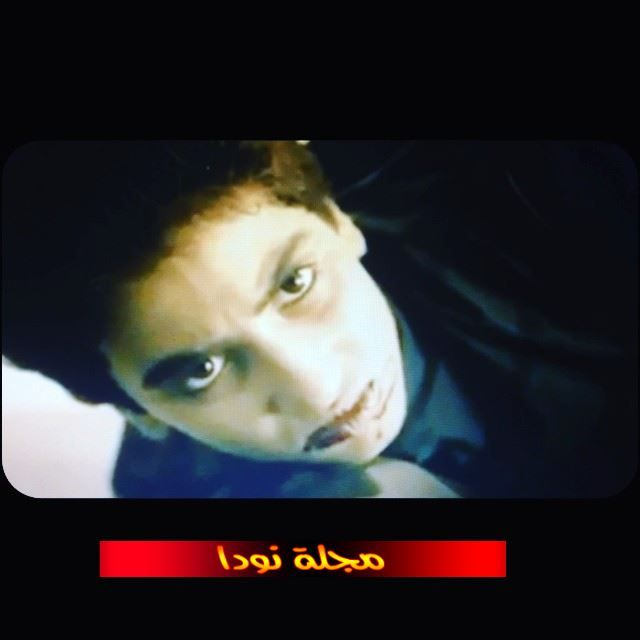 محمد الشرنوبي في سن المراهقة