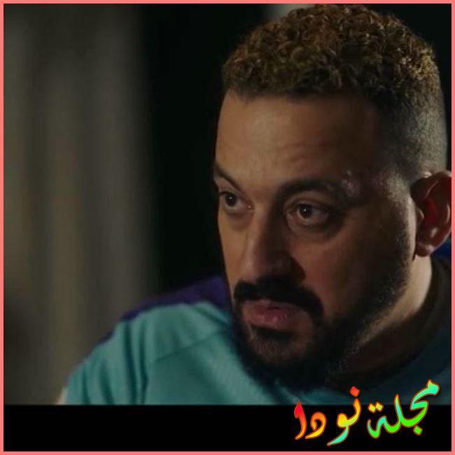 محمد دياب في البرنس