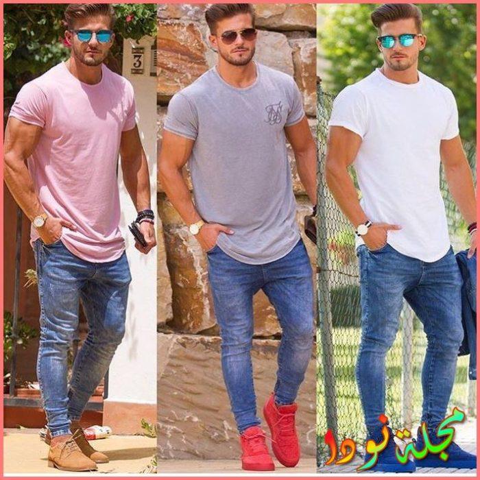 موضة ملابس صيف رجالية وشبابية من