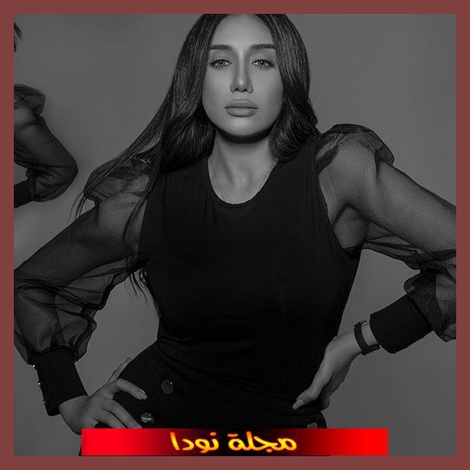 الفنانة حنان رضا