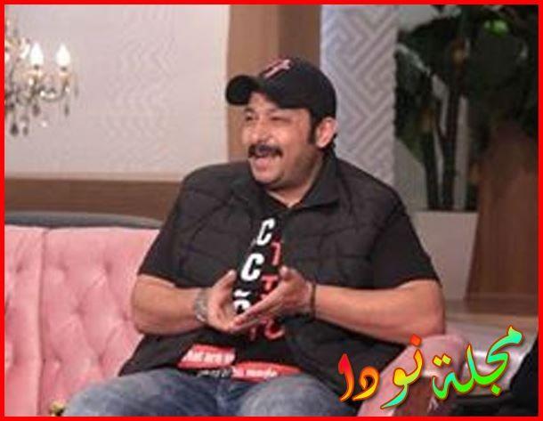 الممثل محمد ثروت