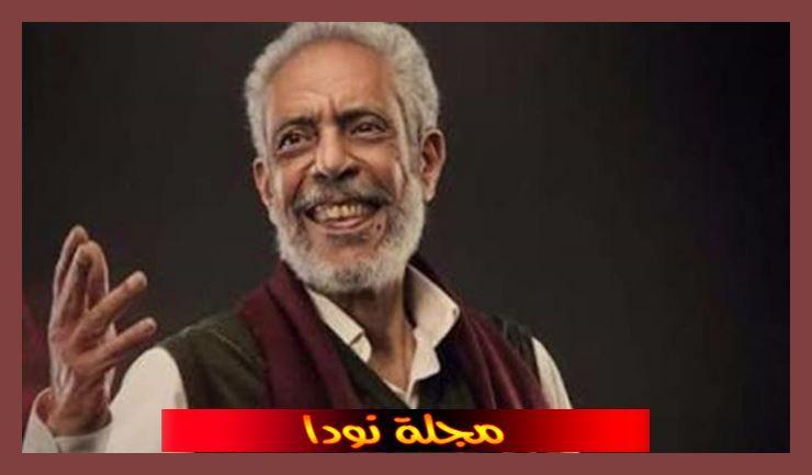 رد الفنان نبيل الحلفاوي على الممثلة السورية كندة علوش