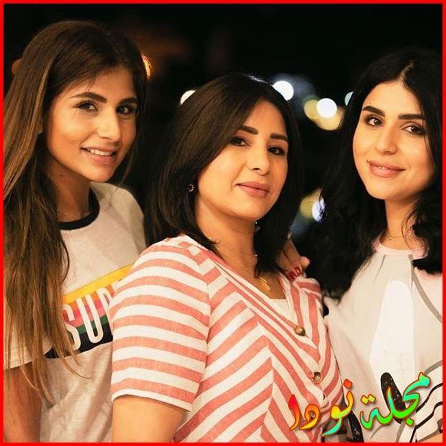 سعودة وامها وشقيقتها