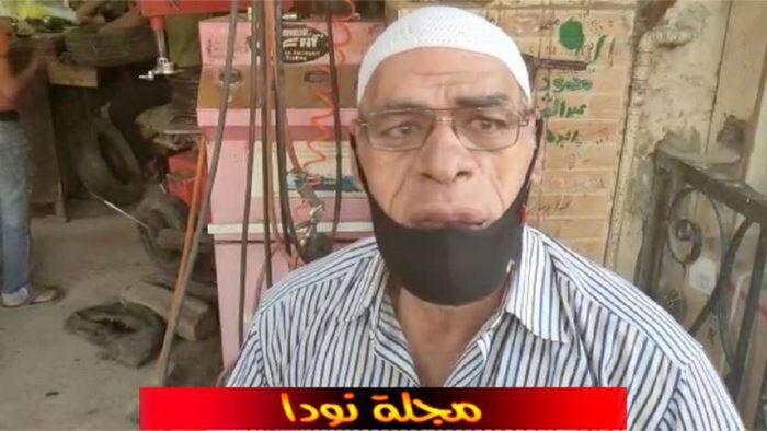 صورة حديثة لحسين أبو حجاج