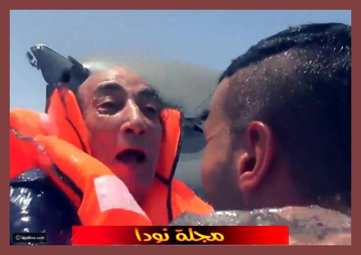 فيديو المقطع المحذوف من حلقة عبد الله مشرف فيرامز قرش البحر 1040673