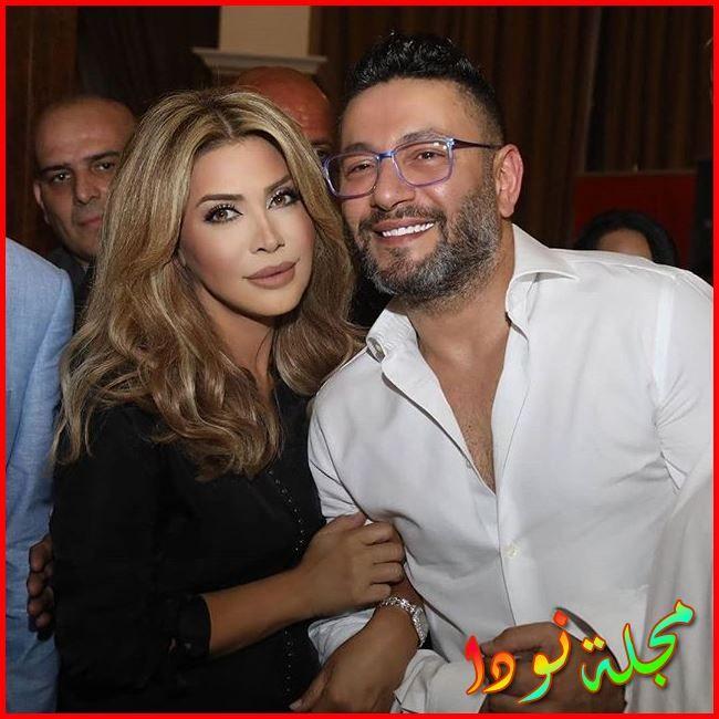 نوال الزغبي وزوجها