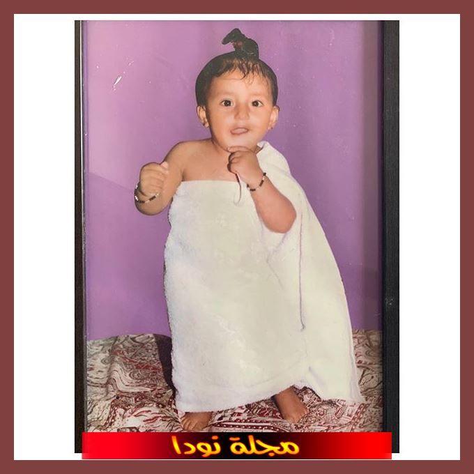 هارشيتا جور وهي طفلة