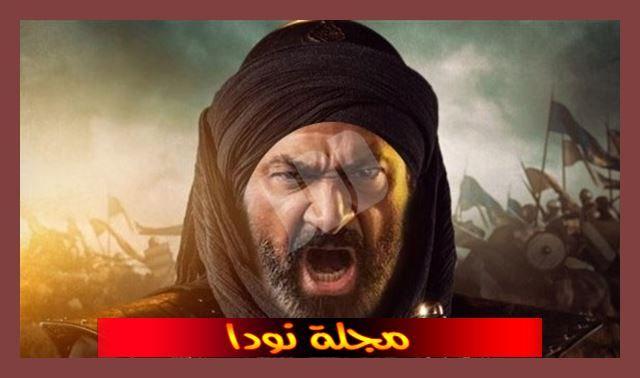 ياسر جلال في مسلسل سيف الله خالد بن الوليد 2021