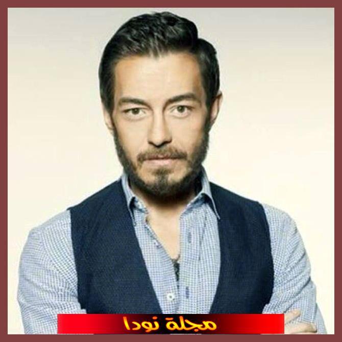 أحمد زاهر بطل مسلسل مي عمر الجديد