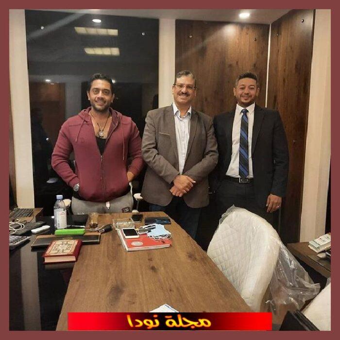 أنتاج شركة أحمد فلوكس للإنتاج هالد ستوديوز