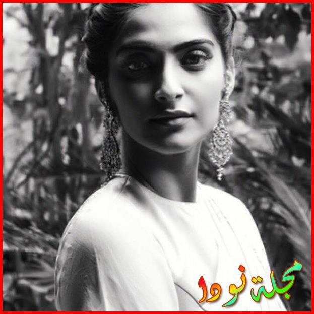 الممثلة الهندية Sonam Kapoor Ahuja