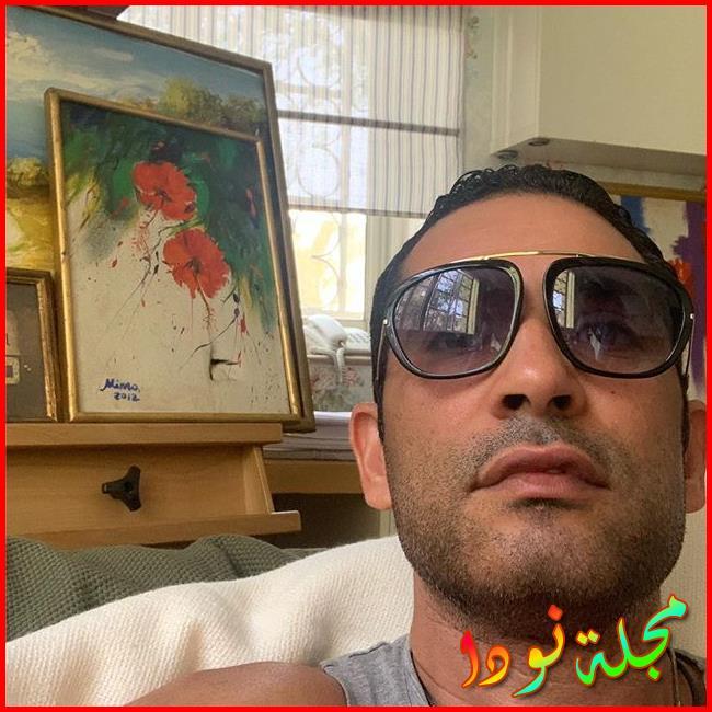 تزوج عمرو سعد من شيماء فوزي في عام 2008