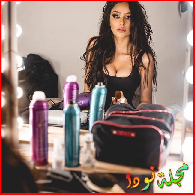 جنسية مايا طلام الإيطالية التونسية
