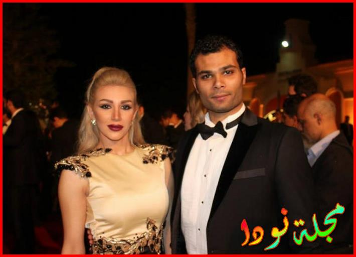زوجة أحمد عبد الله محمود سارة جهاد نخلة