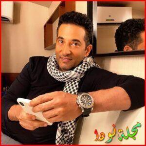 عمرو سعد وزوجته وأولاده معلومات وتقرير كامل