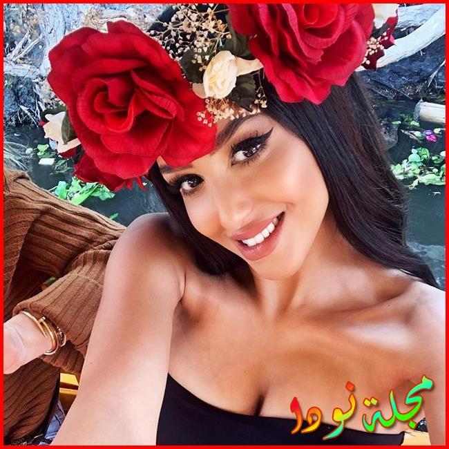 مايا طلام وزوجها غير متزوجة