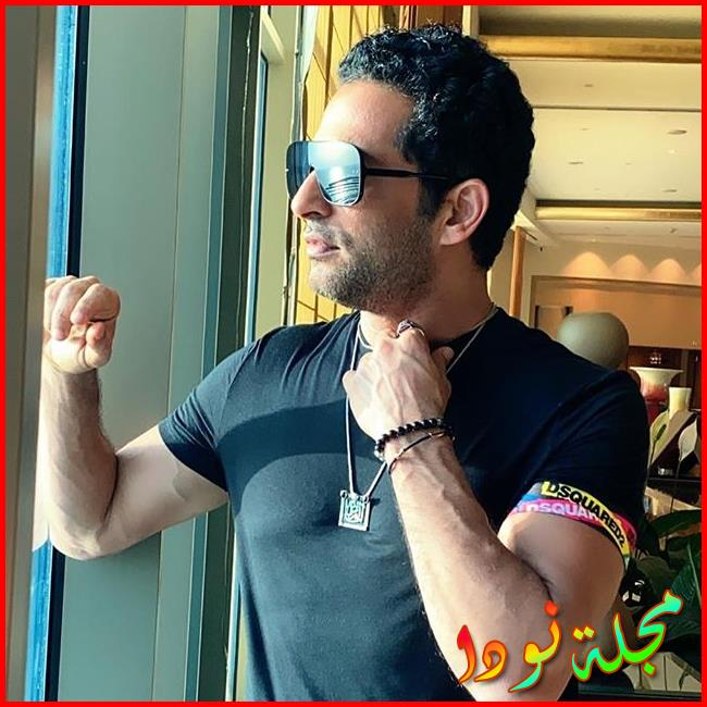 مسلسلات عمرو سعد