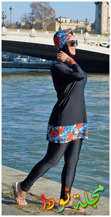 ملابس السباحة للمحجبات