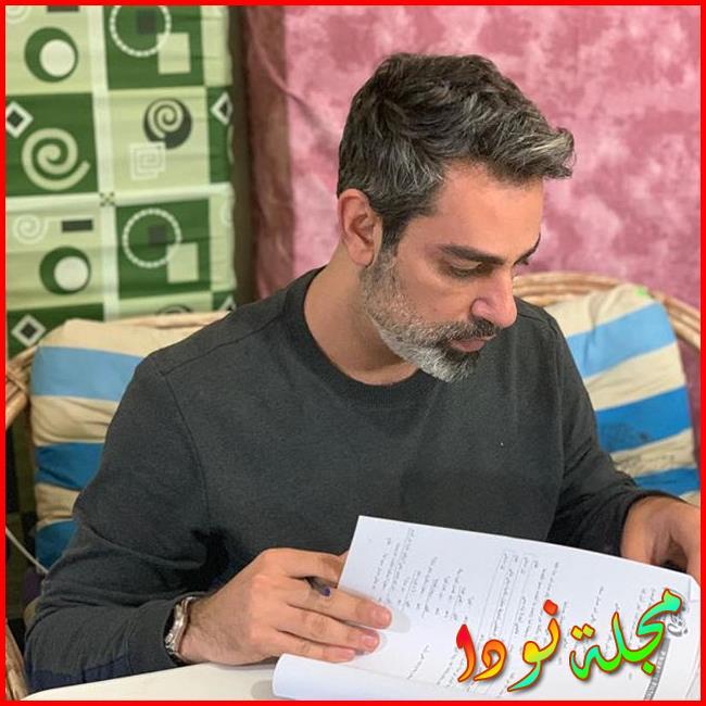 ممثل لبناني بدايته في الدراما كانت في مسلسل إخترب الحي