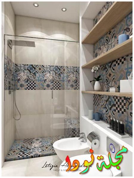 الجديد من تصميم رخام حمامات فخم
