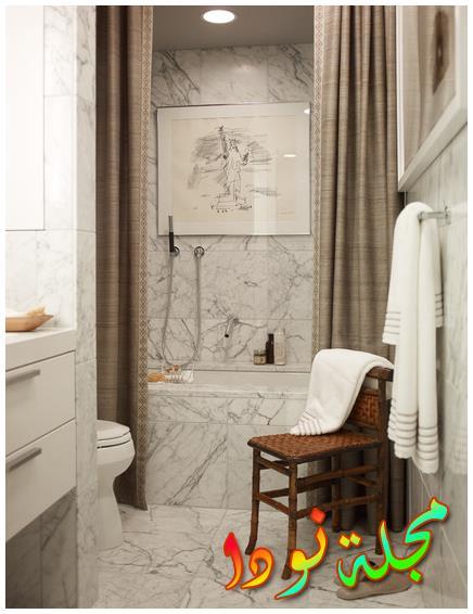 تصاميم حمامات حديث قريبة العهد