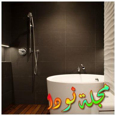حمامات كليوباترا لون أسود