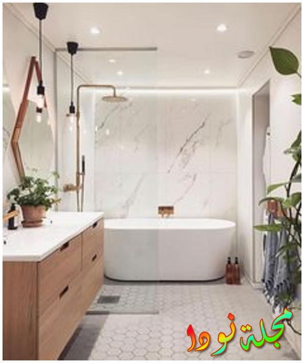 حمام الأبيض متجدد الهواء
