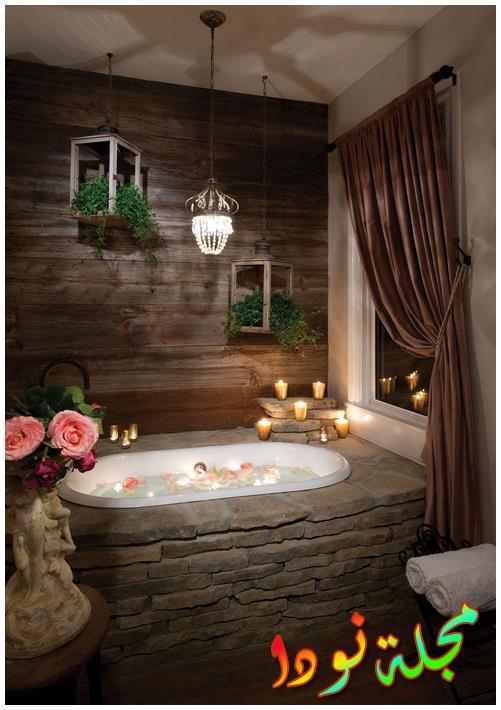 حمام من الطوب الحجري