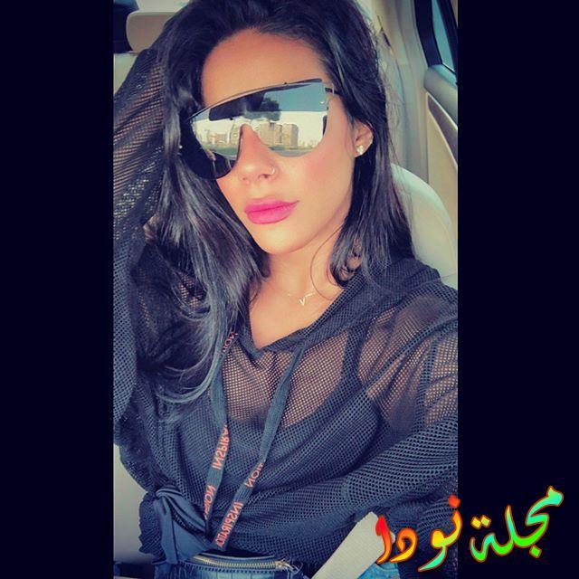 روان فرحات ممثلة سعودية
