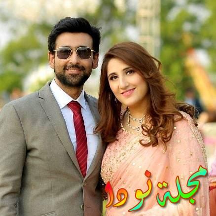 سامي خان وزوجته