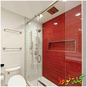 صور أحدث سيراميك حمامات جديدة متوسطة وصغيرة وكبيرة