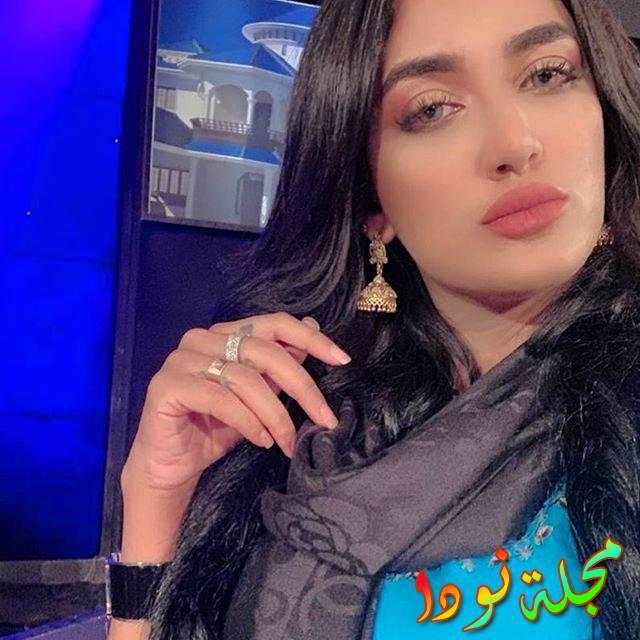 الممثلة الباكستانية ماثيرا