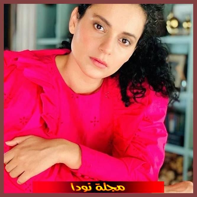 الممثلة Kangana Ranaut