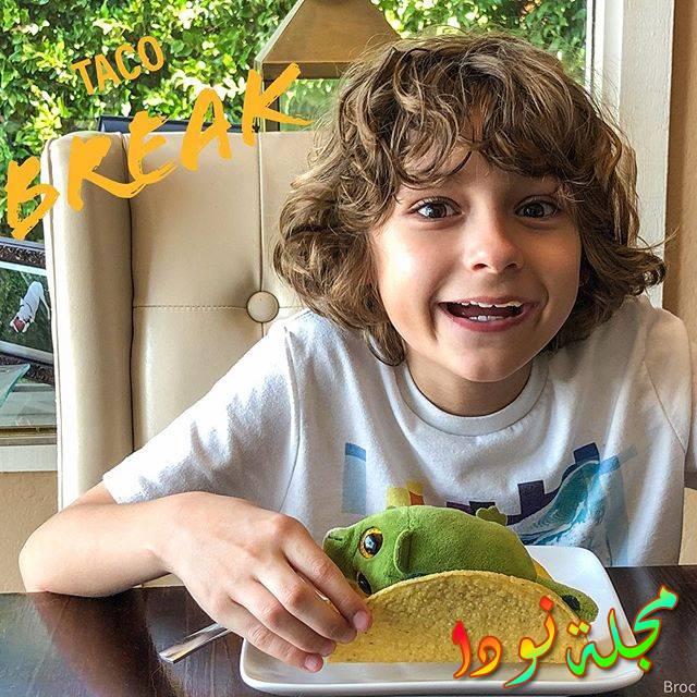 الممثل الطفل بروك برينر