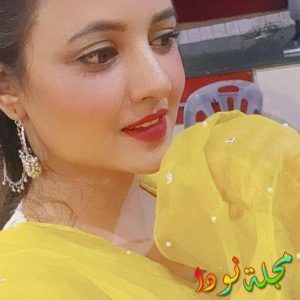 مزنة وقاص زوجها عمرها معلومات وتقرير كامل وصور Mizna Waqas