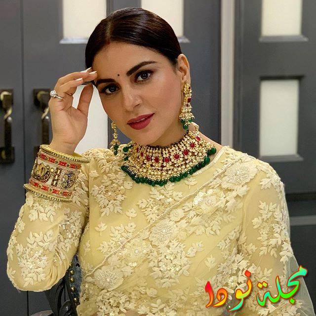 ممثلة هندية ظهرت في برامج تلفزيونية