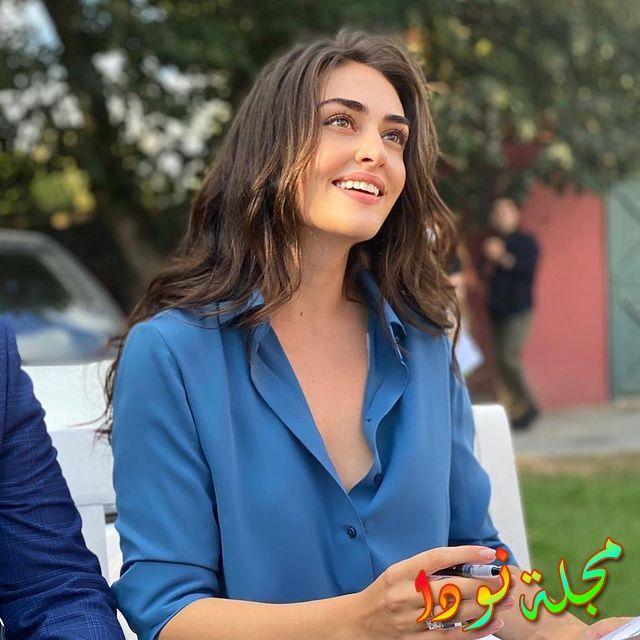 الممثلة إسراء بيلجيتش طلاق زوجها ديانتها وقصة حياتها